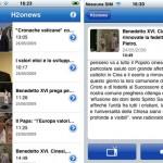 Il Papa sbarca su iPhone