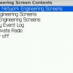 Accedere ai menu nascosti di engineering dei palmari BlackBerry RIM