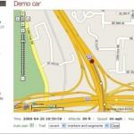 Instamapper, software gratuito per localizzazione GPS del nostro BlackBerry