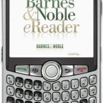 eBook Reader gratuito da Barnes & Noble per palmari BlackBerry RIM