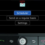 GPSmyMail, inviare la propria posizione GPS via mail ad intervalli di tempo