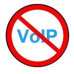 Molti contro il VoIP