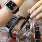 Samsung S9110: l'orologio cellulare touchsreen più sottile al mondo