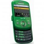 Samsung Reclaim, ecologia e schermi AM-OLED