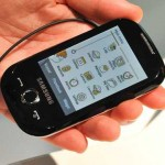 Samsung Corby, smartphone dallo stile giovane