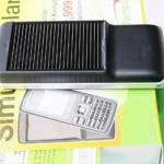 Presentato in Kenya il primo cellulare solare africano