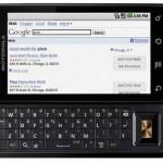 Motorola Droid, il primo smartphone con Android 2.0