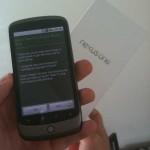 Nexus One, ecco come è fatto il Google Phone
