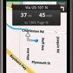 Google Maps Navigation e Nexus One