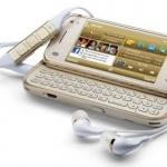 Nokia N97 mini Gold Edition, un piccolo smartphone che vale oro