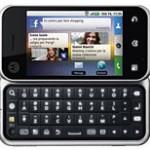 """Motorola Backflip, lo smartphone """"ribaltato"""" per il social networking"""