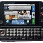 Motorola Dext: smartphone Android col nuovo servizio Motoblur