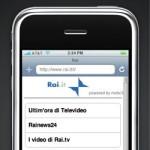 Anche la Rai sceglie l'iPhone, da oggi Tutta la Radio in Tasca!
