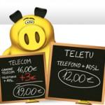 TeleTu Mini: mini nel prezzo maxi nella convenienza