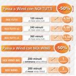 """Tariffe """"democratiche"""": passare alla Wind fino al 14 novembre conviene"""
