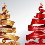 Christmas card Vodafone attivabile dal 18 Novembre