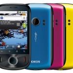 La Vodafone presenta il primo cellulare Android a 99 euro: nasce l'Ideos
