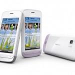 Nokia C 5 – 03: Per chi ama il touchscreen