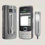 Nokia 6208 c: il cellulare con il pennino