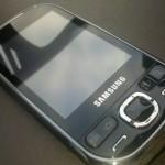 Samsung Corby I5500: smartphone