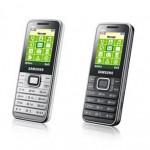 Samsung E3210 – semplice ed equilibrato