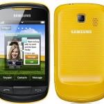 Samsung S3850 Corby II: Una grande novità!