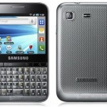 Samsung Galaxy Pro: Scaricare dall'Android Market!