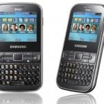 Samsung Chat: Il cellulare sottile e pratico da usare