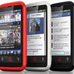 INQ Cloud Touch: un telefono tutto social