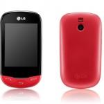 LG T500 Ego: Il cellulare adatto ai giovani!