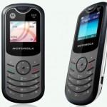 Motorola WX 180: Cellulare economico e senza pretese!