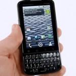 Motorola Pro in arrivo in Italia