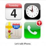 Iphone 5 – ufficiale il 4 ottobre