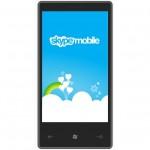 Novità: Windows Phone 7 con Skipe