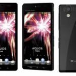 Sharp Aquos 102 SH: Il nuovo smartphone uscito in Giappone