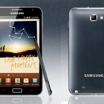 Samnsung galaxy note a 699 euro