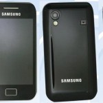 Samsung Galaxy Ace: