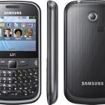 Samsung GT S 3350: Pratico e funzionale