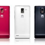 Huawei  nuovi smarphone e chiavette