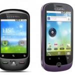 Alcatel OT 906: Il piccolo touchscreen