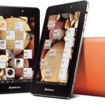 S2007 ed S2010, pronti alla vendita i nuovo tablet Lenovo