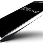 Samsung niente Galaxy S3 ad Aprile