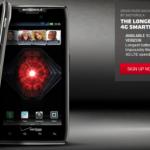 Il Motorola Razr Maxx arriva in Europa