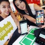 Smartphone, in programma l'uscita dell'LG Optimus LTE 2