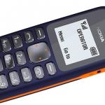 Nokia 103: Semplice da usare e molto economico