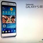 Il Samsung Galaxy S3 si presenta