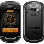 NGM Explorer: Il cellulare per gli avventurieri