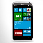 HTC Windows Phone 8X: