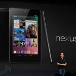 Google Nexus 7: Il Primo Tablet della linea Nexus