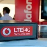 Vodafone porta la tecnologia LTE in Italia